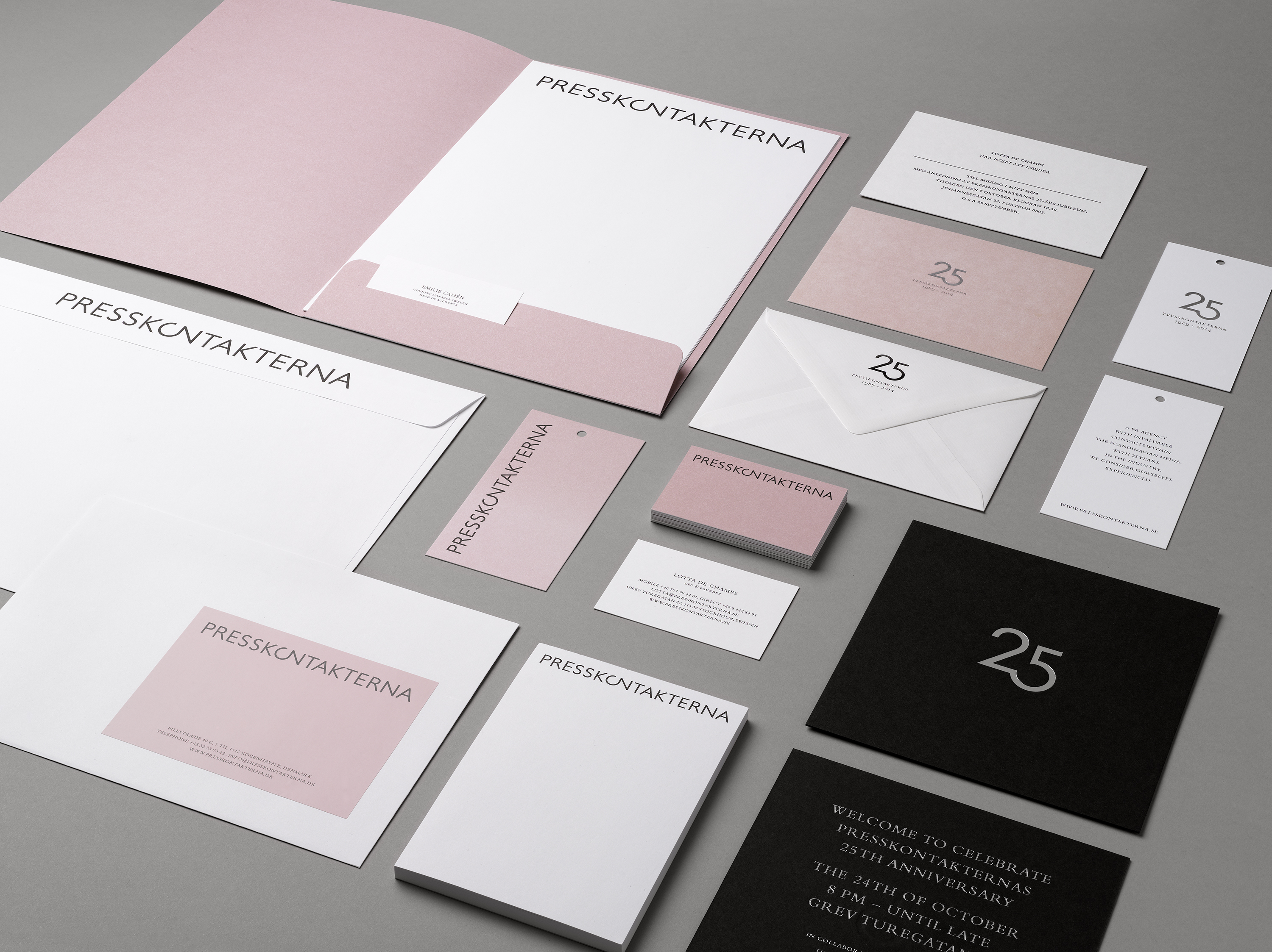 Brand Identity, Graphic design & Art Direction